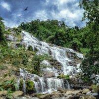 Чиангмайский водопад :: Андрей Ковалев