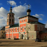 Вязьма .Иоано-Предтеченский монастырь :: ninell nikitina