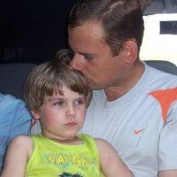 Отец и  сын :: Надежда