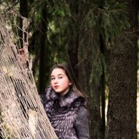 Красивая Анастасия :: Виктория Левина
