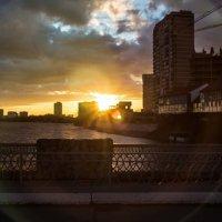 Краснодар заход солнца :: Антон Лях
