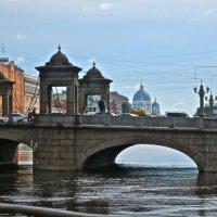 Большой Калинкин мост :: Елена