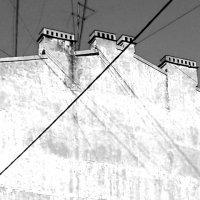 Стена / проокно/ :: Виктор Никитенко