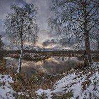 Раннее утро на Молокче :: Николай Андреев