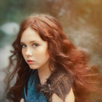 рыжая фея :: Ольга