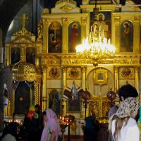 Церковная  служба :: Владимир Бровко