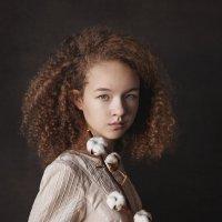 Красота души в глазах :: Юлия Дурова