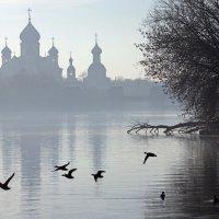 Николо-Перервинский монастырь :: Михаил Бибичков