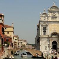 Скуола Ди Сан Марко - Венецианский госпиталь, действующее учреждение :: Елена Павлова (Смолова)