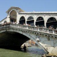 Мост Риальто :: Елена Павлова (Смолова)