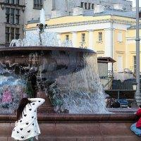 чудо природы-вода :: Олег Лукьянов