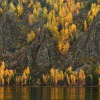 Осень на Енисее :: Татьяна Соловьева