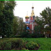 Вид на Воскресенскую  церковь :: Николай Дони
