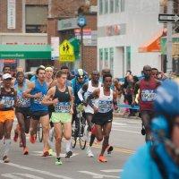 Нью-Йоркский марафон 2017. Олимпионики. Мужчины 6 :: Олег Чемоданов