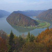 Дунайская петля :: Вальтер Дюк
