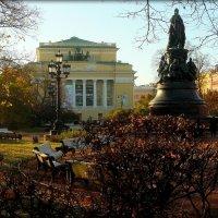 Осень в Санкт-Петербурге :: Galina Belugina