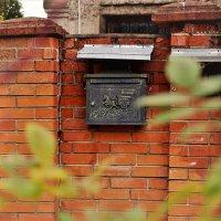 Он письма хранил, запах штемпельной краски. :: Татьяна Помогалова