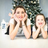 Мы с мамой подружки!! :: Anna Leshtshenko