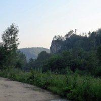Едем к пещере Салавата :: Вера Щукина
