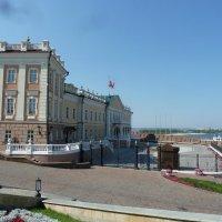 дом на набережной в Казани :: венера чуйкова