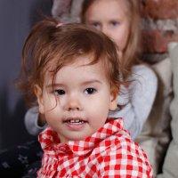 Малышка. :: oksana sivtunova