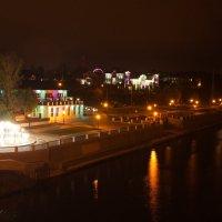 Набережная реки Сож :: Владимир Зырянов