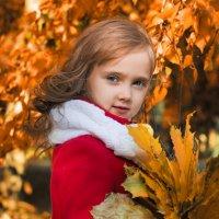 Осень, парк :: Антон Криухов