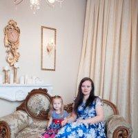 Анастасия и Сашуля :: Ольга Мартынова