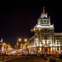 Триумфальная площадь :: Елена Аксамит