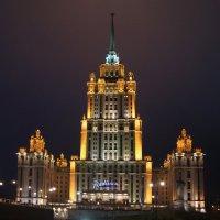 Гостиница Украина. :: Александр Бабаев