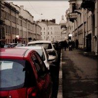 Красная :: Galina Belugina