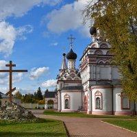 Церковь женского монастыря. :: Oleg S
