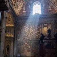 Бергамо, Basilica di Santa Maria Maggiore :: Владимир Брагилевский