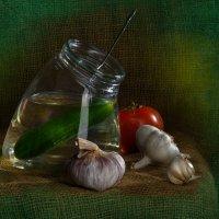 Про огурец и чеснок :: mrigor59 Седловский