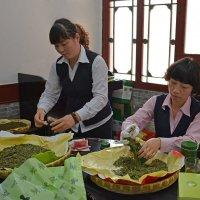 Green tea :: Андрей + Ирина Степановы