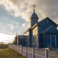 Церковь XIX века :: Екатерина Хотяшова