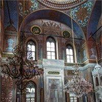 Мечеть Петервниял Валиде султан в Стамбуле :: Ирина Лепнёва