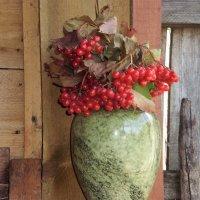 калина в вазе :: венера чуйкова