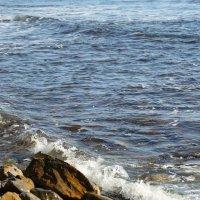 И бьётся о камни волна :: Марина Щуцких