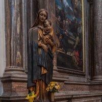Сиена. Церковь в комплексе Санта Мария делла Скала. :: Надежда Лаптева