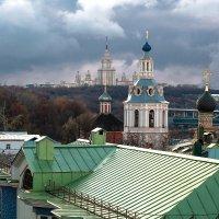 Обзорная площадка РАН. 2 :: Андрей Бондаренко