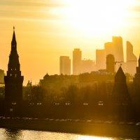 город в золоте :: Олеся Семенова