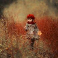 Красная шапочка :: Маргарита
