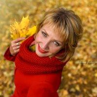 На ковре из желтых листьев :: Андрей Кашлаков