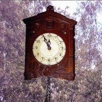 Старинные часы ещё идут :: Сергей Кочнев