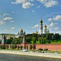 Праздничная Москва :: Oleg S