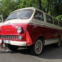 Микроавтобус РАФ-977 :: Олег Денисов