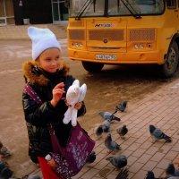 Поймала , хитрюша ! :: Мила Бовкун