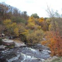 Букские каньоны. Золотая осень. :: Ирина Диденко
