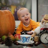 Время пить чай :: Gennadiy Litvinov